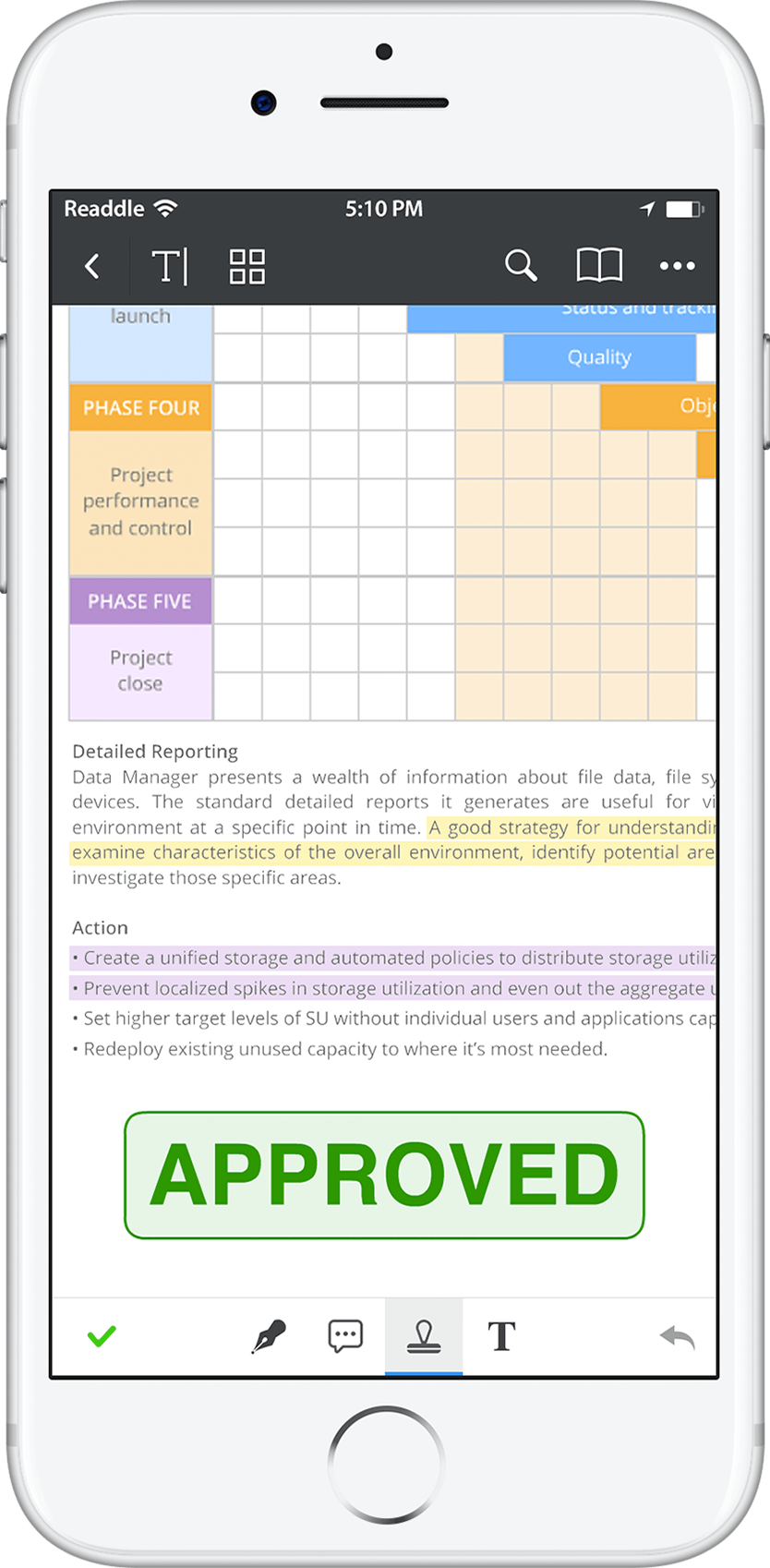 The best PDF annotator for iPhone and iPad | PDF Expert 6