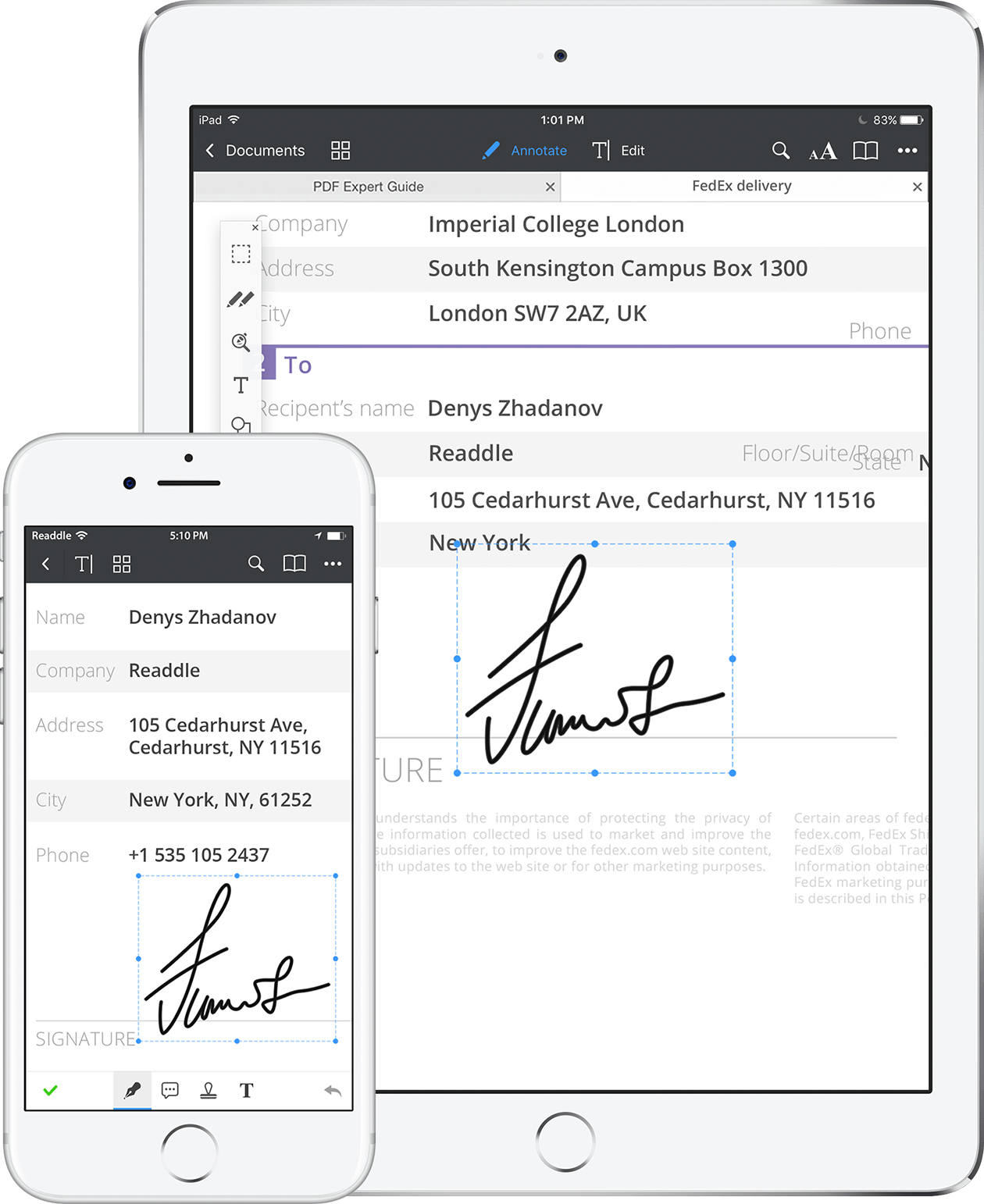 The Best PDF Editor for iPhone and iPad   PDF Expert 7
